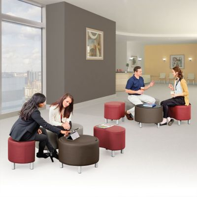 On Trend: Open Offices With Collaboration Areas & Quiet Zones