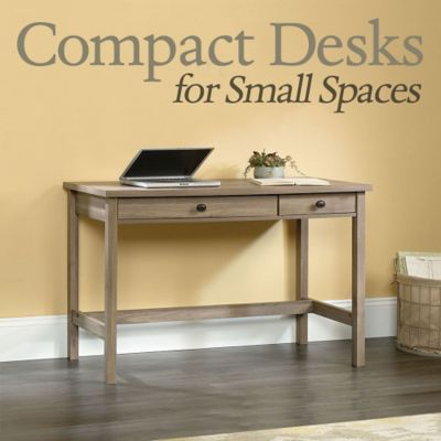Compact Desks for Small Spaces | OfficeFurniture.com