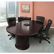 Conference Tables 6' Racetrack, 8822275