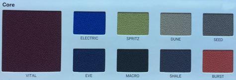 Core Fabric options