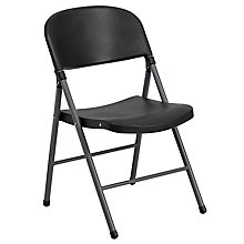 Black, Gray folding chair, 8811940