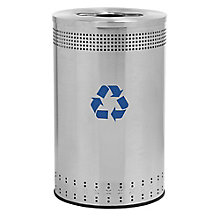 45 Gallon Recycling Bin, 8822731