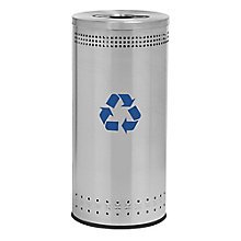 25 Gallon Recycling Bin, 8822733