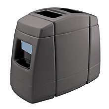 55 Gallon Waste Receptacle with 2 Windshield Wash Stations, 8822882