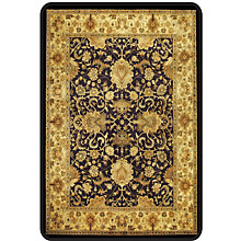 Decorative Hard Floor Chairmat - 36'W x 48'D, DEF-CM23142MER