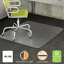 "Moderate Use Chair Mat 46""W x 60""D, 8822248"