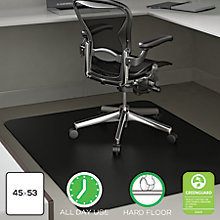 "Hard Floor Chair Mat 45""W x 53""D, 8822261"