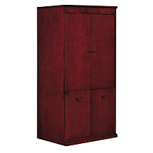 Sedona Cherry Media Cabinet, DMI-7302-04