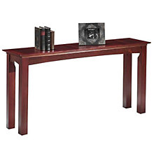 Sedona Cherry Sofa Table, DMI-7302-82