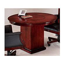 "Sedona Cherry 48"" Round Table, DMI-7302-90"