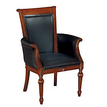 Antigua Traditional Leather Guest Chair, DMI-7480-821