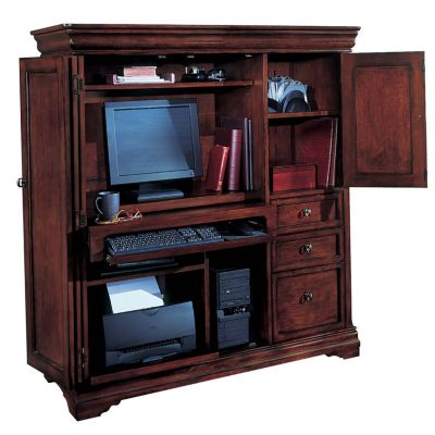 High Quality Computer Armoire, 8802939