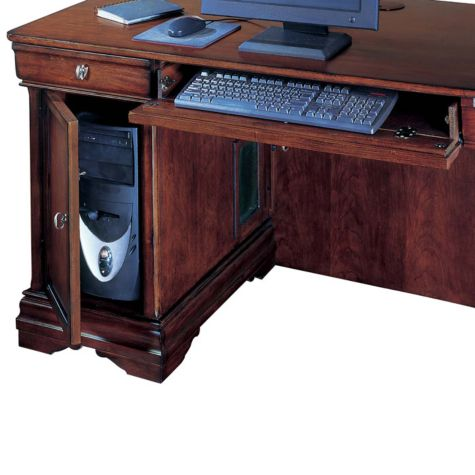 Towr cabinet and keyboard
