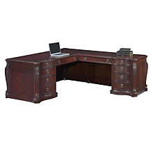 Balmoor Executive L-Desk with Right Return, DMI-7688-55
