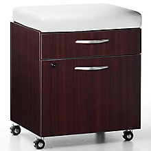 "Pimlico Mobile Two Drawer Pedestal - 18""W, 8802042"