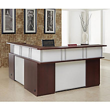 "Causeway Right Reception Desk - 72""W, 8802129"