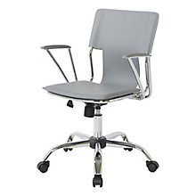 Vinyl Computer Chair, 8828657