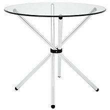 Glass Top Table, 8805377