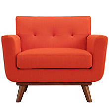 Upholstered Armchair, 8805440
