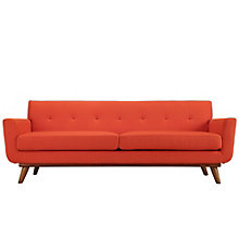 Upholstered Sofa, 8805443