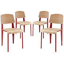 Dining Side Chair Set of 4, 8805518