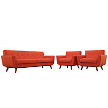 Armchairs and Sofa Set of 3, 8805567