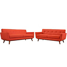 Loveseat and Sofa Set of 2, 8805570