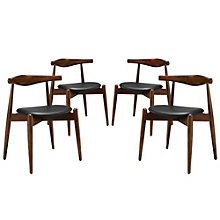 Dining Side Chairs Set of 4, 8805591
