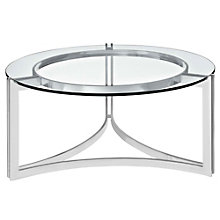 Stainless Steel Coffee Table, 8805641