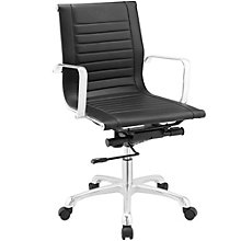 Mid Back Office Chair, 8805709