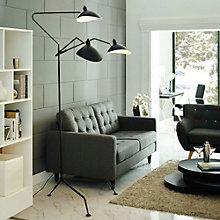 Stainless Steel Floor Lamp, 8805769