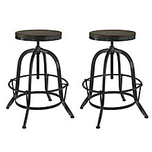 Bar Stool Set of 2, 8805774