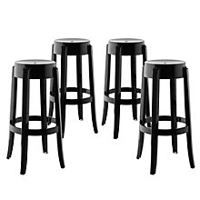 Bar Stool Set of 4, 8805831