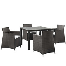 5 PC Outdoor Patio Dining Set, 8805883