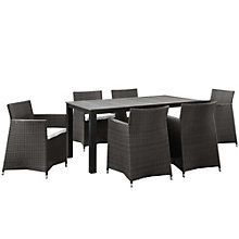 7 PC Outdoor Patio Dining Set, 8805887