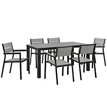 7 PC Outdoor Patio Dining Set, 8805888
