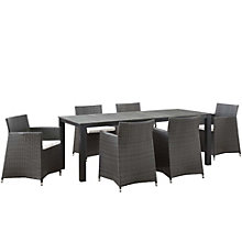 7 PC Outdoor Patio Dining Set, 8805889