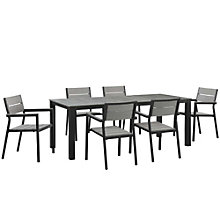 7 PC Outdoor Patio Dining Set, 8805890