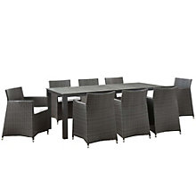 9 PC Outdoor Patio Dining Set, 8805891