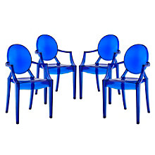Dining Armchairs Set of 4, 8805907