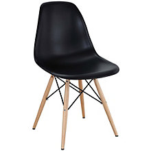 Molded Plastic Side Chair, 8805951