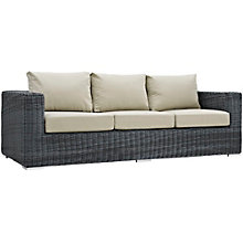 Outdoor Patio Sunbrella® Sofa, 8806012
