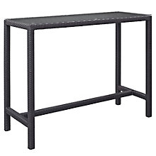 Large Outdoor Patio Bar Table, 8806084