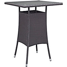 Small Outdoor Patio Bar Table, 8806085