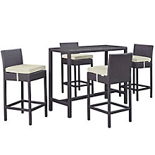 5 PC Outdoor Patio Pub Set, 8806092