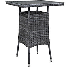 Small Outdoor Patio Bar Table, 8806097