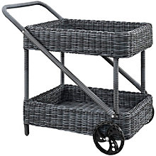 Outdoor Patio Beverage Cart, 8806106