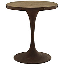 "28"" Wood Top Dining Table, 8806121"