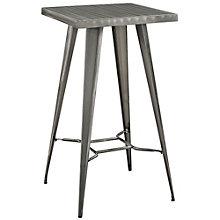 Metal Bar Table, 8806150