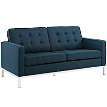 Fabric Loveseat, 8806164